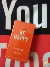 Perfume  Oriflame Be Happy mulher