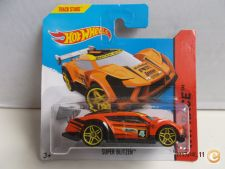 2014 Hot Wheels   163-2. Super Blitzen
