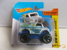 2014 Hot Wheels   122-2. Monster Dairy Delivery