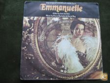 "Emmanuelle-Banda Sonora Original do Filme-Single 7"" 45 rpm"