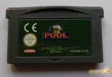 Killer Pool 3D - GameBoy Advance