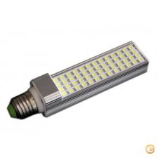 Lâmpada LED E27 PLC 8W | Coolwhite / Warmwhite