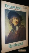 REMBRANDT - THE GREAT ARTISTS