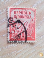 INDONESIA - SCOTT 375