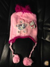 Gorro Hello Kitty Excelente Prenda