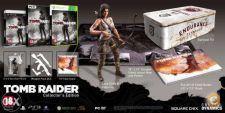 Tomb Raider Collector's Edition Xbox 360 NOVO SELADO