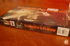 Supershow-Led Zeppelin, Colosseum, Eric Clapton, etc. (VHS)