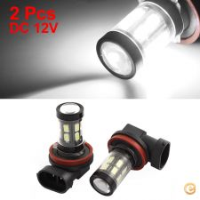 2x Lampada H11 LED Canbus High Power CREE Entrega Imediata