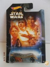 Hot Wheels 2014 Star Wars 4 Motoblade