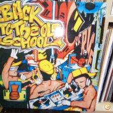 Varios-Back to the old school Hip Hop classics