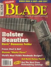Blade - Vol XXII - N.º 6 - July 1995