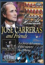 DVD José CARRERAS and Friends 2002