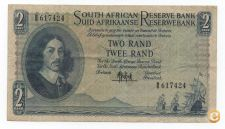 AFRICA DO SUL SOUTH AFRICA 2 RAND 1961 - 1965 PICK 105 A VER