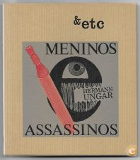 &etc Hermann UNGAR Meninos Assassinos 1990