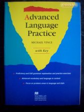 Advanced Language Practise with key - Michael Vince