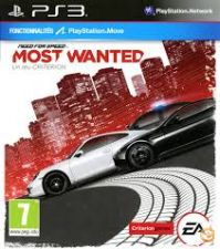 (NOVO) NEED FOR SPEED MOST WANTED Ps3 (Move)