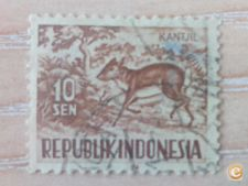 INDONESIA - SCOTT 425