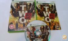 Army of Two The 40th Day  - Como novo- XBOX 360