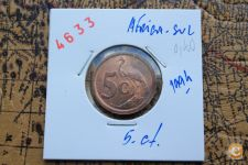 5-CENTIMES_AFRICA DO SUL_1994                  A/R= [ 4633]