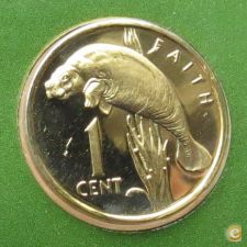 Guiana Guyana 1 cent 1978 Proof   *V