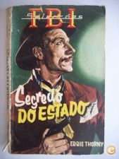 FBI Segredo do Estado - Eddie Thorny (nº3)