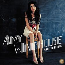 CD ***Amy Winehouse: Back to Black*** NOVO & SELADO