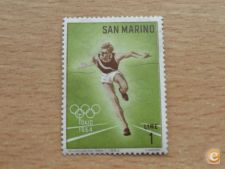 SAN MARINO - SCOTT 582 - DESPORTO