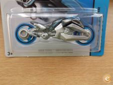 2014 HOT WHEELS - MAX STEEL MOTORCYCLE   1/64 *NOVO*