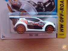 2014 HOT WHEELS -  FAST 4WD          *NOVO*