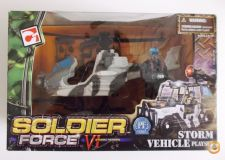 Soldier Force - VI storm heroes - Helicoptero