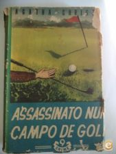 Assassinato num campo de golf - Agatha Christie