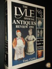 Curtis (Tony);The Life Official Antiques Review 1991