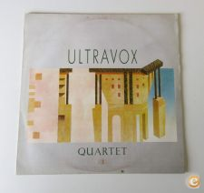 ULTRAVOX - Quartet (LP)