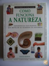 Como Funciona a Natureza - David Burnie