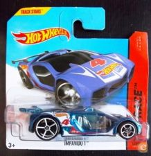 Hot Wheels 2014 -  142-1. Impavido 1