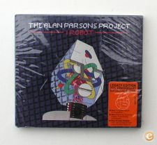THE ALAN PARSONS PROFECT_I ROBOT. 2 CD DELUXE EDITION.