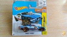 2015 HOT WHEELS - PROJECT SPEEDER   1/64  *NOVO*