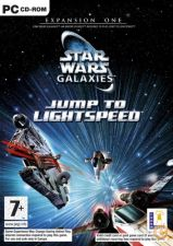 Star Wars Galaxies Jump To Lighspeed - NOVO PC
