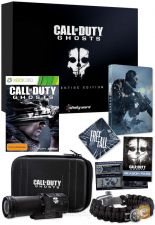 XBOX360 - Call of Duty Ghosts Prestige Edition - NOVO/SELADO