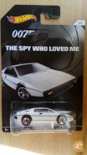 2015 HOT WHEELS - 007 THE SPY WHO LOVED ME- LOTUS ESPRIT S1