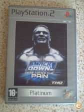 Jogo PlayStation 2 (PS2) - SMACK DOWN Here Comes The Pain