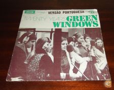 Green Windows / José Cid (Single)