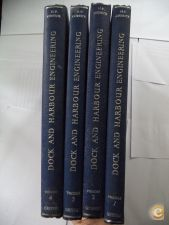 Dock and Harbour Engineering (4 volumes)