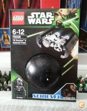 Lego 75008 Star Wars Planet Tie Bomber & Asteroid Field NOVO