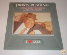 JIMMY RUSHING AND HIS ORCHESTRA (LP)