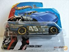 2013 Hot Wheels 125-2. Maximum Leeway