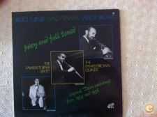 """Vinil LP 12"""" The Fawkes/Turner Sextet Juicy and full Toned"""