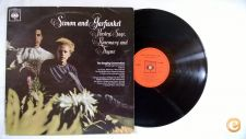 SIMON AND GARFUNKEL Parsey,Sage,Rosemary and Thyme Vinil lp