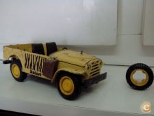 FIAT CAMPAGNOLA - MADE IN ITALY    1/25  - SAFARI