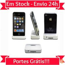 L31 Dock Station para Iphone & Ipod Nova Entrega Imediata